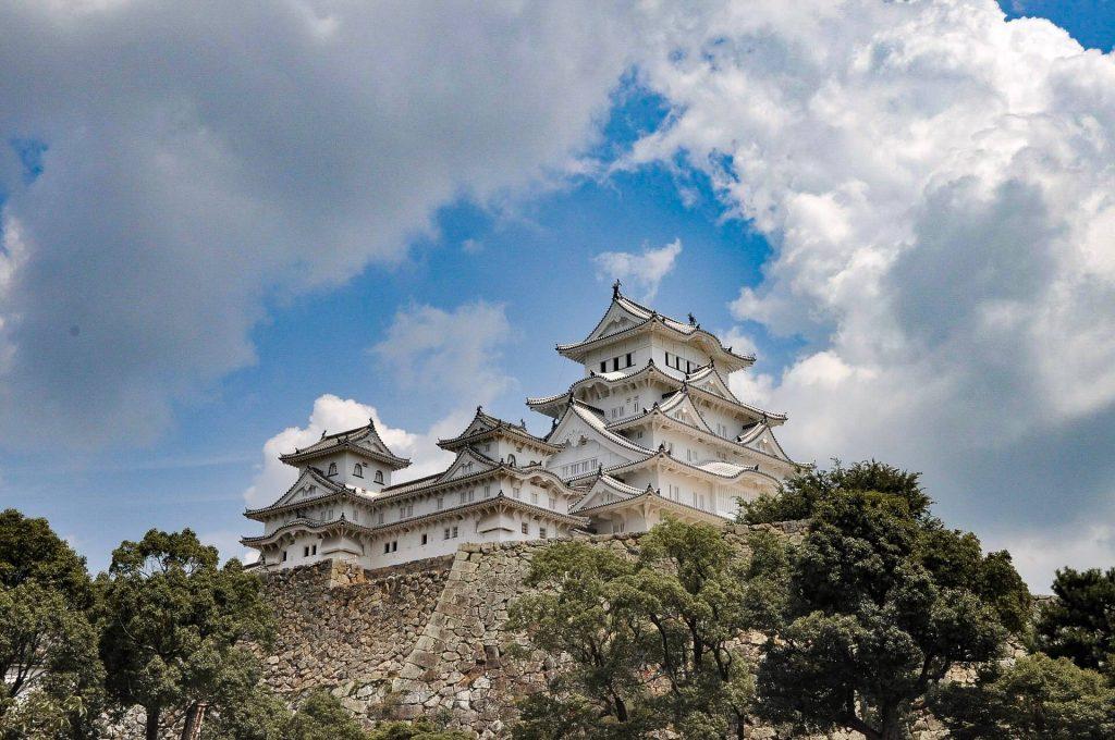 himeji castle 3 week japan itinerary