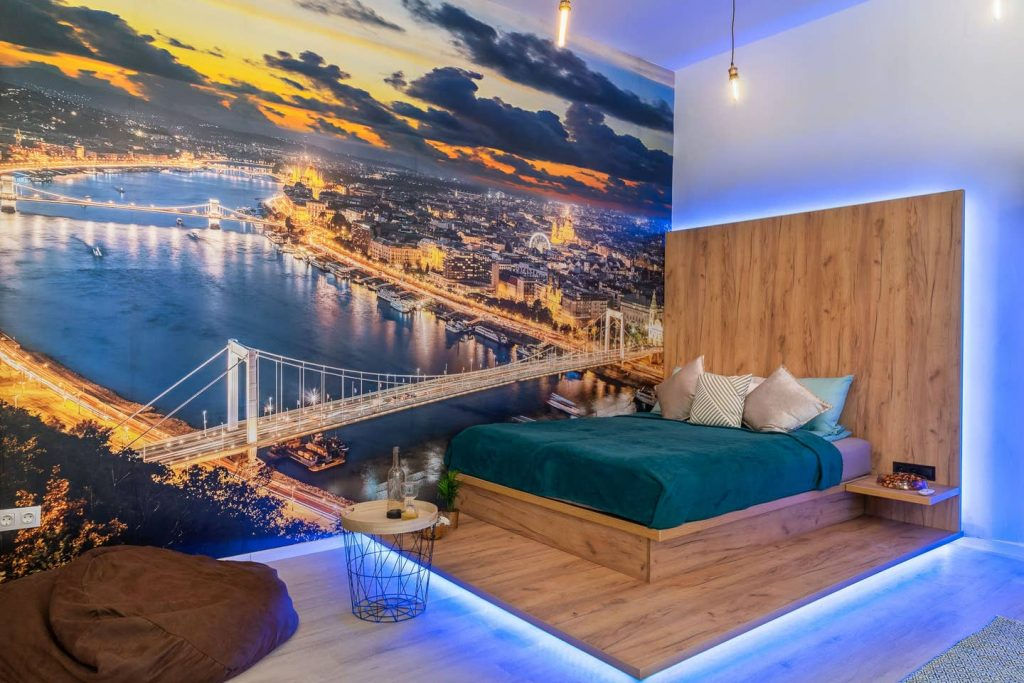 airbnb budapest for 4 days