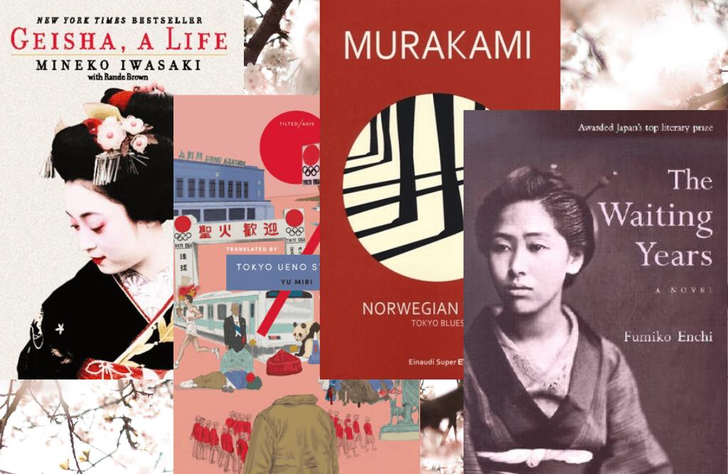 best novels about japan