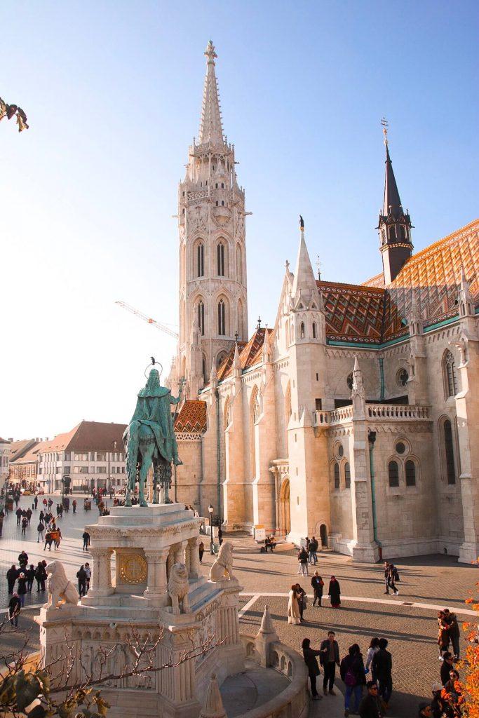 Best Instagram Spots Budapest
