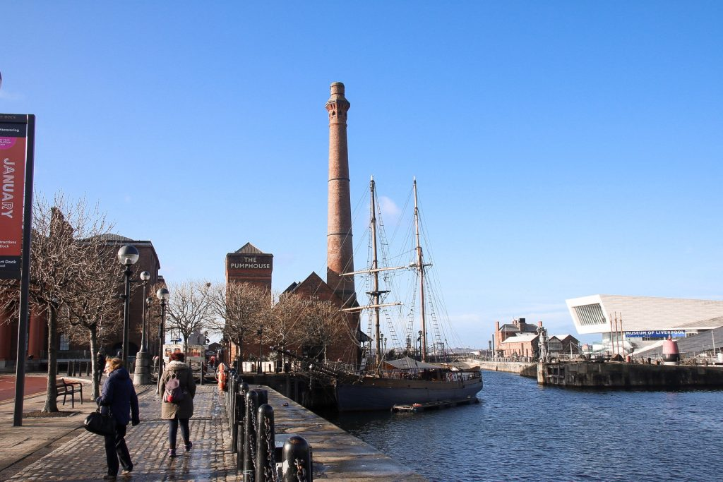 One Day Liverpool Itinerary