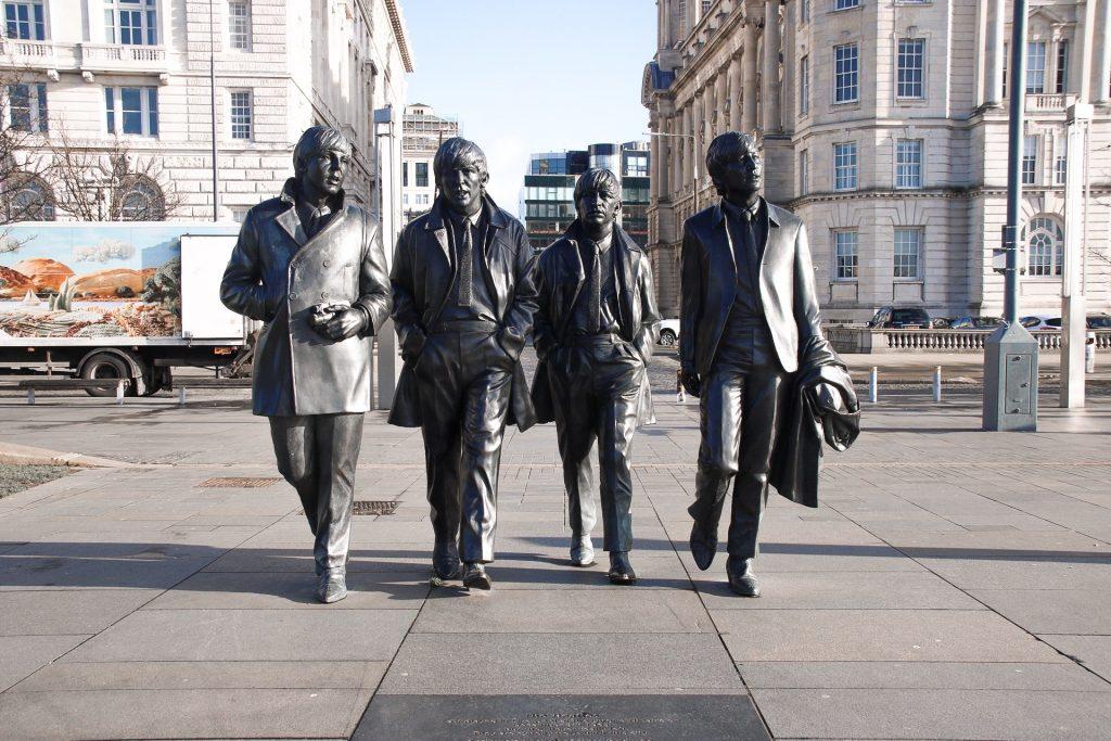 Liverpool UK City Break