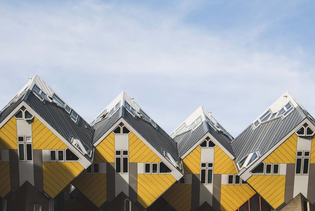 24 hours in Rotterdam, Cube Houses