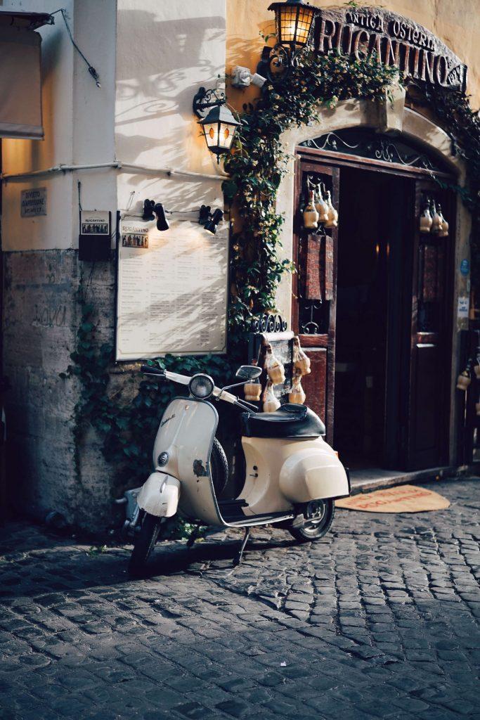 Trastevere Rome itinerary