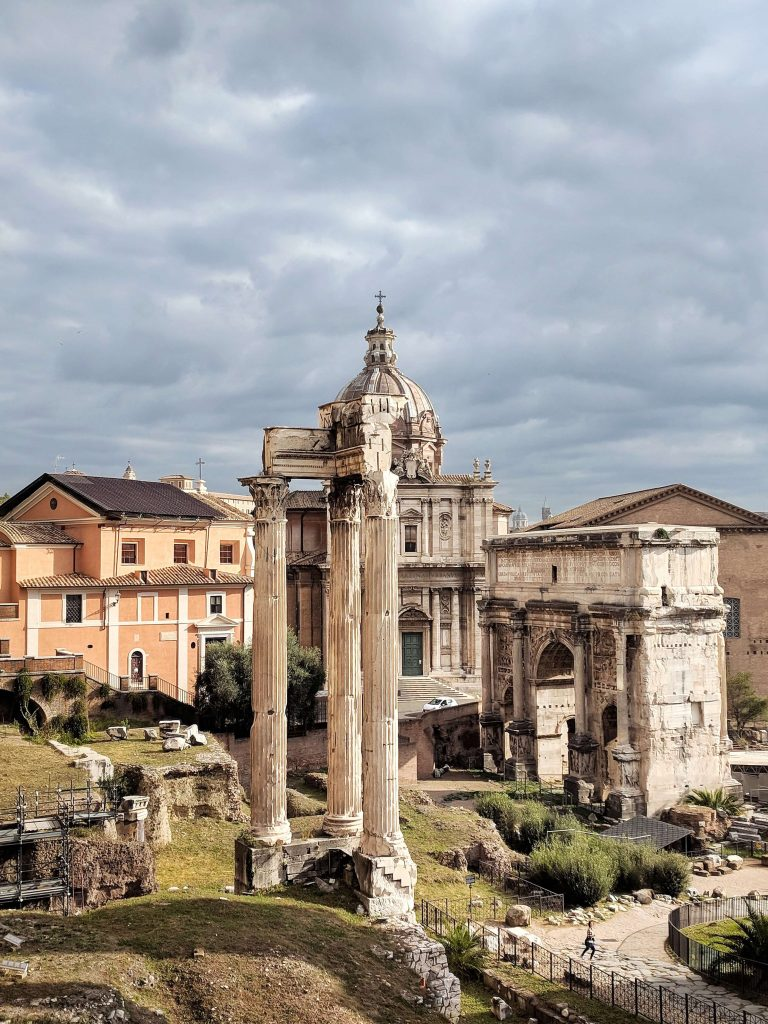 Roman Forum rome italy