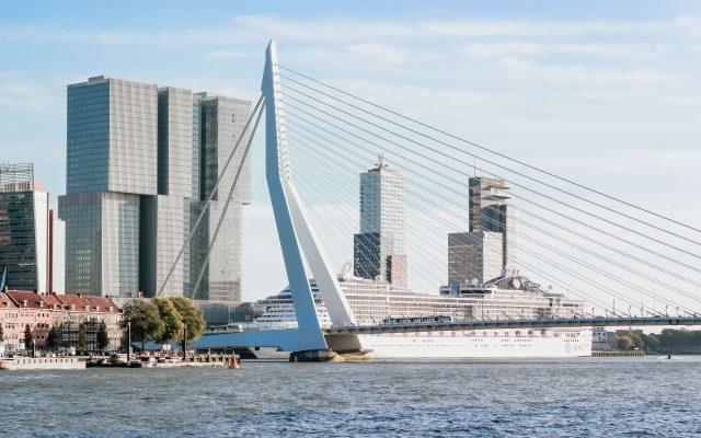 Erasmus Bridge Rotterdam Itinerary