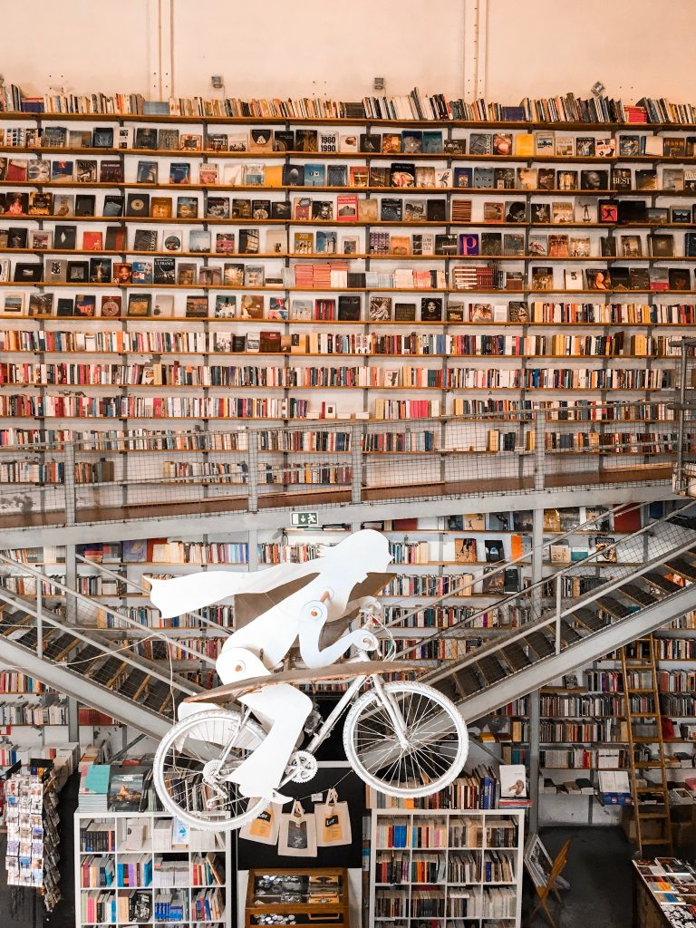 LxFactory Bookstore