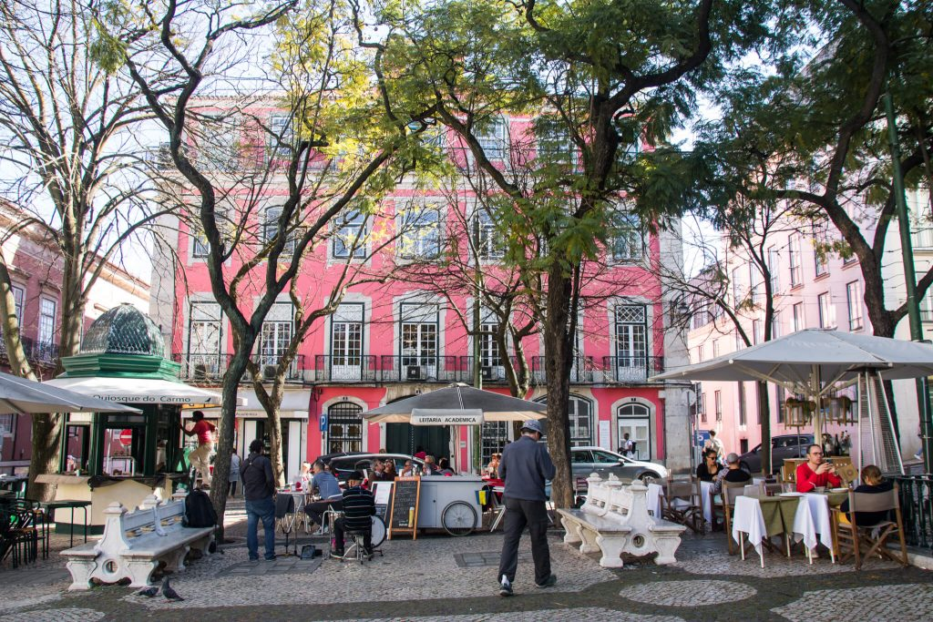 two days in Lisbon
