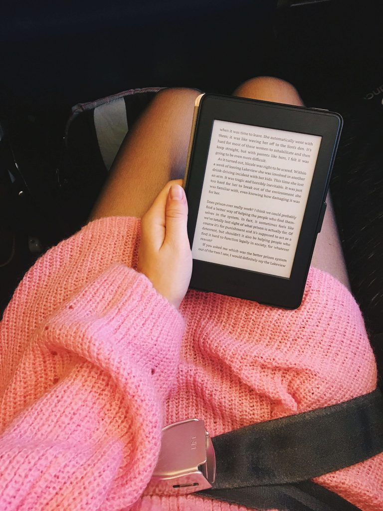 kindle for travellers