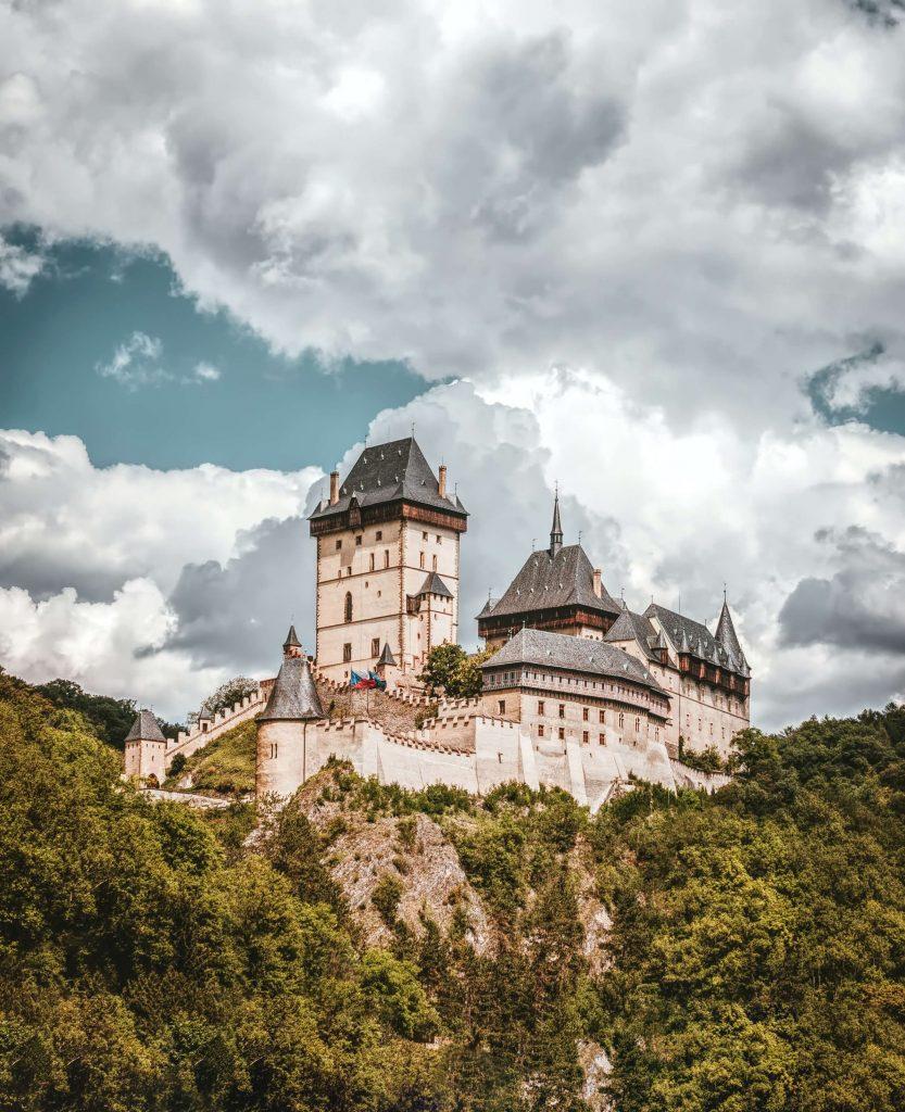 Karlstejn Castle Prague Trip