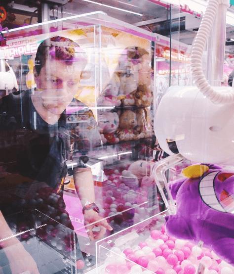 arcade in japan