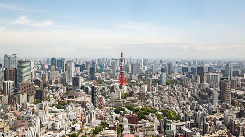Tokyo view roppongi
