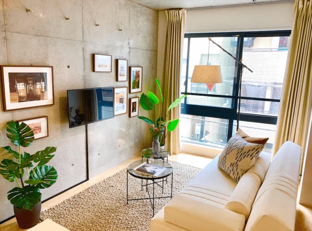 airbnb in shinjuku