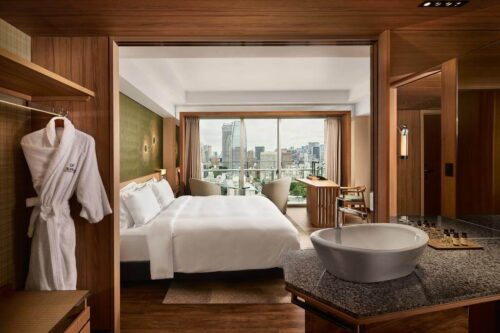 best places to stay in tokyo