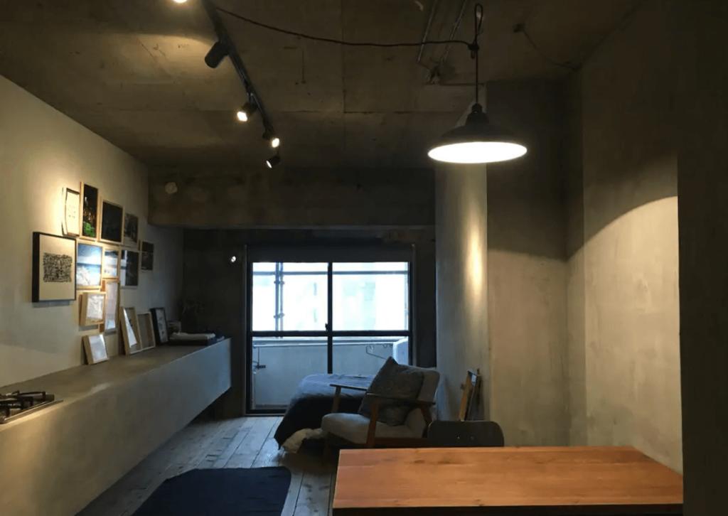 stylish tokyo airbnb