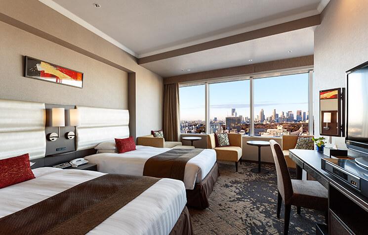tokyo shibuya hotel view