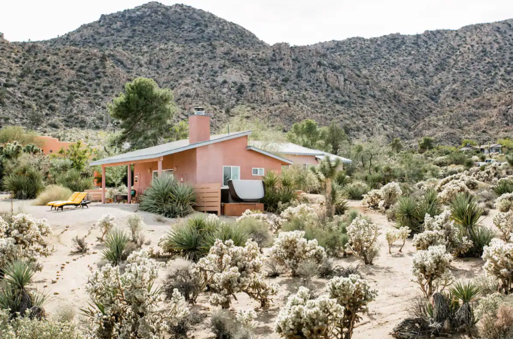 Airbnb in Joshua Tree
