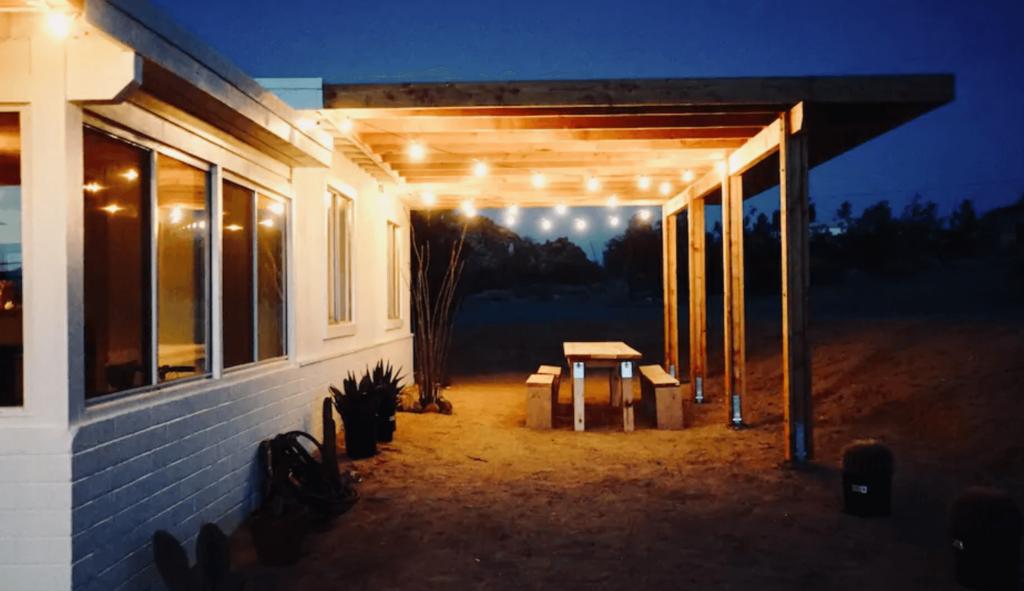 Airbnbs in Joshua Tree California