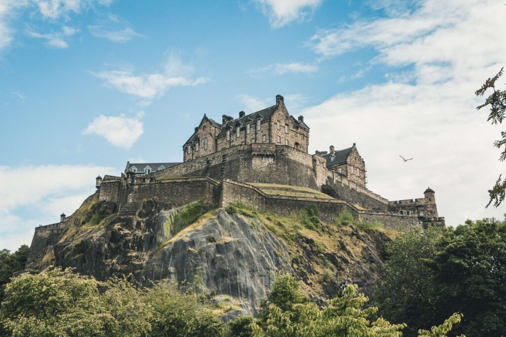 Edinburgh UK City Break