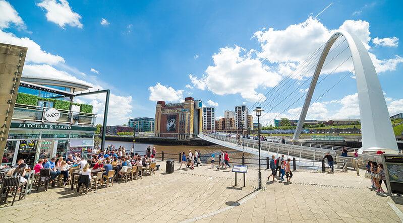 Newcastle UK City Breaks