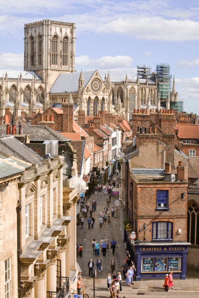 York Best UK City Breaks