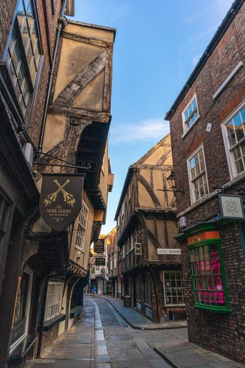 York UK City Trip